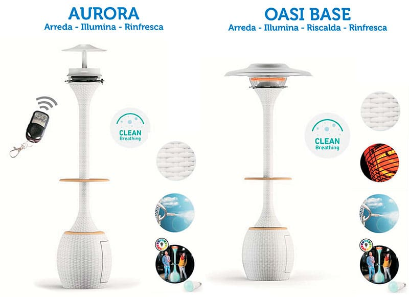 raffrescamento-adiabatico-verona-ars-air-freestanding
